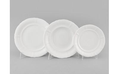 Набор тарелок 18предм. с т. дес. 19см 07160119-0000 Императорский, Leander