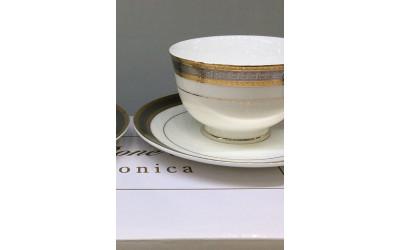 """Сервиз чайный 17 предметов на 6 персон """"Симфония"""", Japonica"""