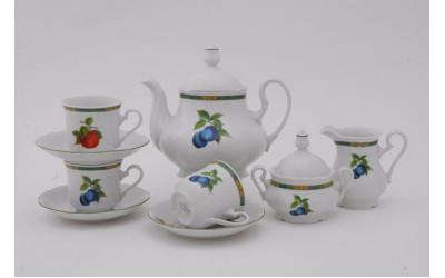 Сервиз чайный 15 предм 03160725-080H Мэри-Энн Фруктовый сад, Leander