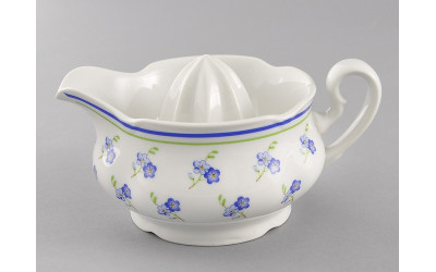 Отжим для лимона 03116211-0887 Мэри-Энн Синие цветы, Leander