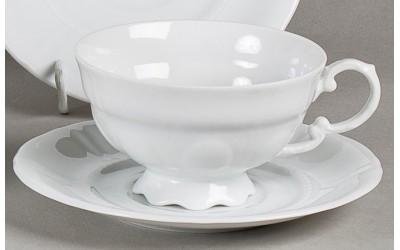 Набор чашек низ. с блюдцем 6шт 0,20л 07160425-0000 Императорский, Leander