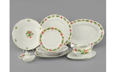 Сервиз столовый 24предм. 03162114-2571 Мэри-Энн Шишки, Leander