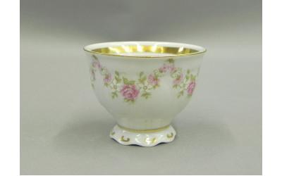 Емкость для меда и джема 0,05л 07114912-0158 Верона, Мелкие цветы, отводка золото, Leander
