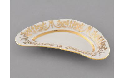 Блюдо для костей 07114913-1373 Соната Золотой орнамент, отводка золото, Leander