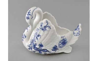 Лебедь конфетница 20118426-0055 Мэри-Энн Гжель, Leander