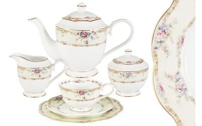 Чайный сервиз Сан Марино 21 предмет на 6 персон