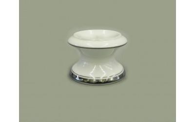 Подсвечник 5 см 02118012-0011 Отводка платина, Leander