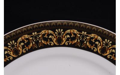 Набор тарелок десертных 6шт 19см 02160329-172B Версаче, Leander