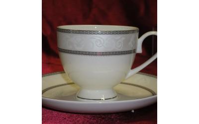 """Сервиз чайный 17 предметов на 6 персон """"Парадиз"""" JDFES-4, Japonica"""