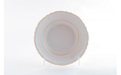 Набор тарелок глубоких 6шт 23см 07160213-1139 Соната Отводка золото, Leander