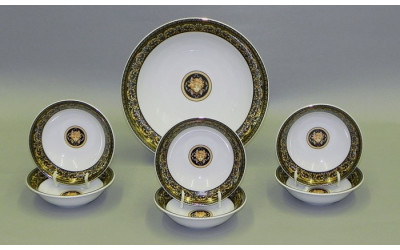 Набор салатников 7 предм. 02161416-172B Версаче, Leander