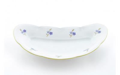 Блюдо для костей 03114913-0887 Мэри-Энн Синие цветы, Leander