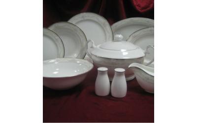 Сервиз столовый 26 предметов на 6 персон Нежность PL-4143-1, Japonica