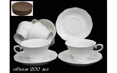 231-005 чайный набор 12предм. 200мл