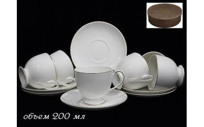 231-004 чайный набор 12предм. 200мл