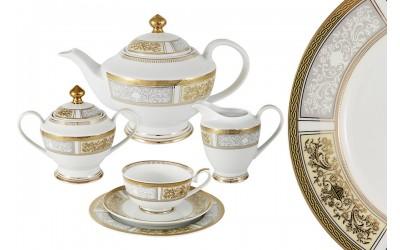Чайный сервиз Августина 23 предмета на 6 персон