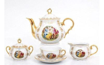 Сервиз чайный 15 предм. 67160725-1907
