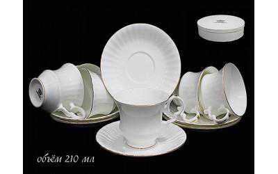 555-089 чайный набор 12предм  IRINA