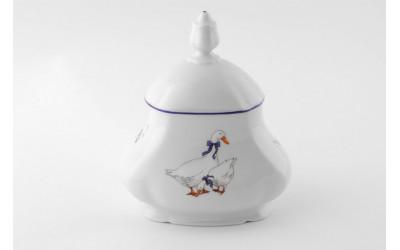 Шкатулка для чай. пакет. 0,65л Гуси, Leander