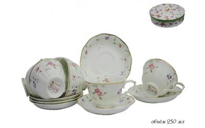 105-007 чайный набор 12пр. ФЛОРЕНС