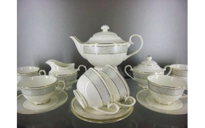 """Сервиз чайный 17 предметов на 6 персон """"Антик"""", Japonica"""